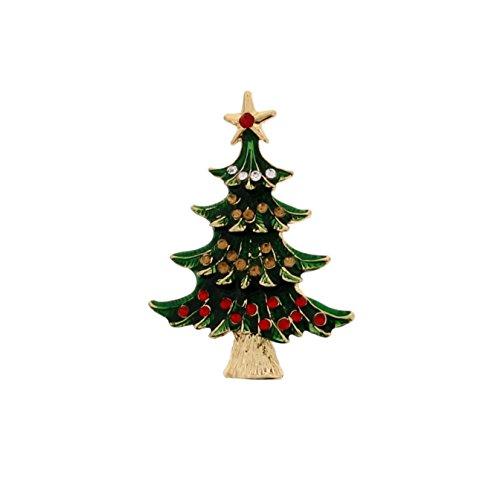 Zac\'s Alter Ego® - Elegante Broschen für Weihnachten - verschiedene Designs