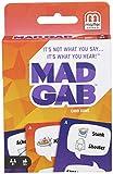 Mad Gab Picto-Gabs Card Game by Mattel