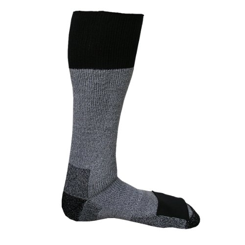 Heat Factory Merino Wool Pocket Socks for use with Heat Factory Foot and Toe Warmers