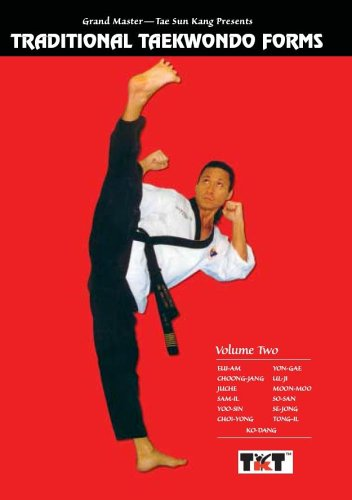 Traditional Taekwondo Forms Volume Two
