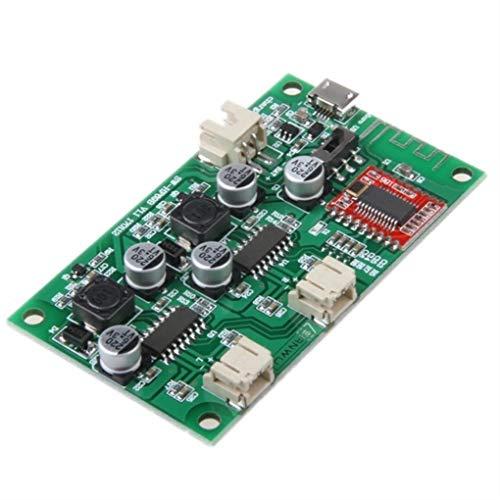 Yongse versterker luidspreker Bluetooth dual kanaal SANWU HF69B 6 W + 6 W
