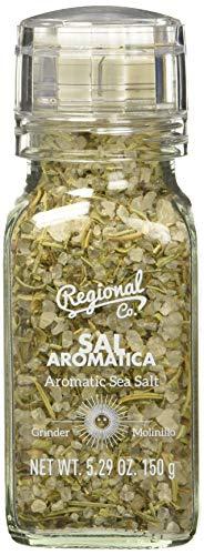 Regional Molinillo Sal Aromática 150 g