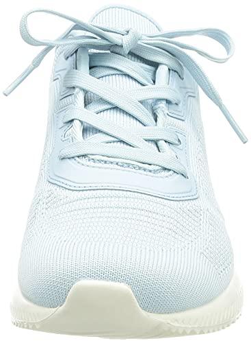 Skechers Bobs Squad, Zapatillas Mujer, Ltbl, 38 EU