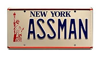 Best assman license plate Reviews