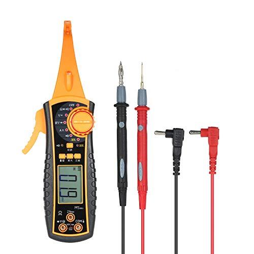 Instrumento preciso CLJ-LJ Kit de sondas Circuito multi-función Auto circuito detector de energía del coche eléctrico Circuito Voltaje Herramientas Tester Multímetro Diagnóstico de coches