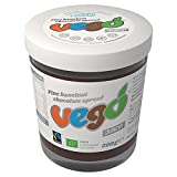 Vego Fine Hazelnut Chocolate Spread Crunchy 200g