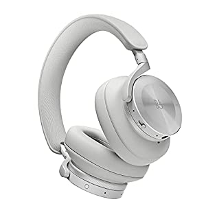 Beoplay H95 Premium Comfortable Wireless Active Noise Cancelling (ANC) Over-Ear Headphones with 38 Hours Battery Life and Protective Carrying Case, Grey Mist (Renewed)