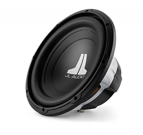 12W0V3-4 - JL Audio 12' Single 4-Ohm W0V3 Series Subwoofer