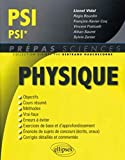 Physique PSI-PSI* - ELLIPSES - 10/08/2010