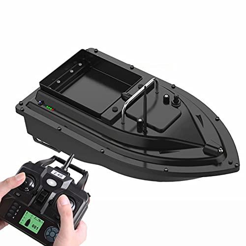 Fischfinder Futterboot mit GPS - 500m Angeln ferngesteuerte Boote fischfinder Boot intelligente Köderboot futterboot mit echolot 2,0kg Last 5200mAh