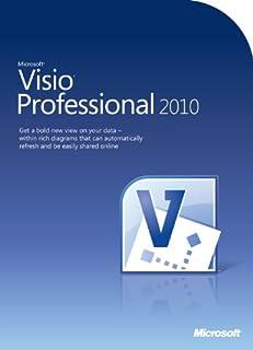 Visio Pro 2010 32-bit/X64 En