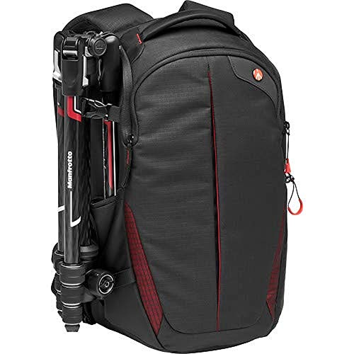 Manfrotto Redbee Light Professional Prolight Redbee 110 for DSLR, Mirrorless, CSC, Video Camera and Drone Setups, Black (MB PL-BP-R-110)