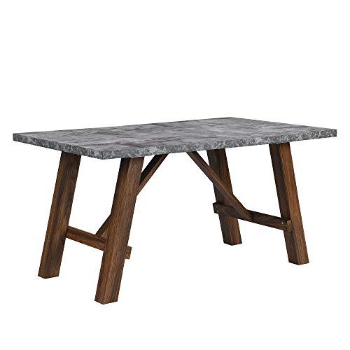 Cherry Tree Furniture Lambeth Concrete effect 150cm Dining Table