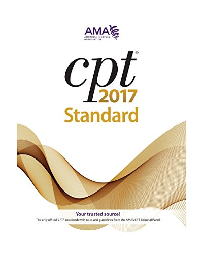 CPT 2017 Standard (Cpt / Current Procedural Terminology (Standard Edition))