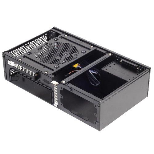 『SilverStone Milo Series Mini-ITX HTPCケース ブラック SST-ML05B』の4枚目の画像