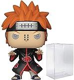 Funko Anime: Naruto Shippuden - Pain Pop! Vinyl Figure (Includes Compatible Pop Box Protector Case)