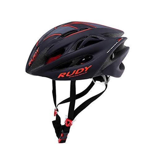 JM- Fahrradausrüstung Fahrradhelm für Männer und Frauen einteiliger Helm (Color : D, Size : L)