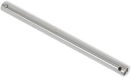 wholesale Minka-Aire outlet online sale 3.5 Inch outlet sale Ceiling Fan Downrod - Brushed Aluminum - DR503-ABDD online sale
