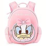 47-B Mochila Disney Mickey Pack Bonds, mochila de viaje para niños y niñas (color rosa B, tamaño: M-21,5 x 12 x 26,5 cm)