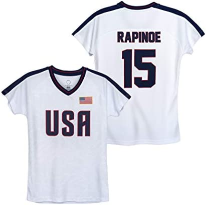 Icon Sports USWNT Player T Shirt – Girls'...