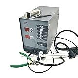 Hanchen Laser Spot - Soldador con forma de pulso y arco, automático, control...