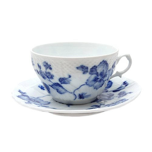 RICHARD GINORI(リチャード ジノリ) ローズブルー ティーカップ&ソーサー 【並行輸入品】 02-2995/3055