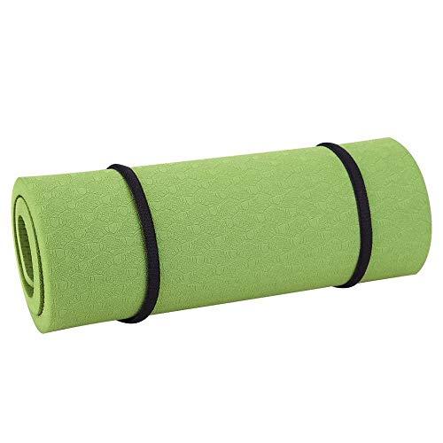 Estera de Yoga Espuma De Confort Esterilla De Yoga Estera De Alfombra Principiante Gimnasia Ambienta