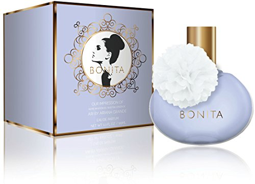 Bonita Eau De Parfum Spray for Women, 3.3 Ounces 100 Ml - Impression of Ari By Ariana Grande