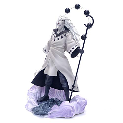 SHOP YJX Naruto Anime Model, Uchi Houbara Model Statue, Desk Decoration, 28cm