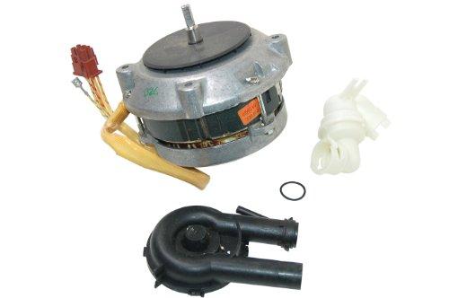 Whirlpool vaatwasser motor. Origineel onderdeelnummer 481936018128