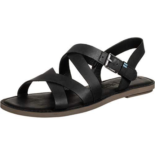 TOMS 10013453, Sandales de Randonnée Femme, Noir (Black 001), 40 EU