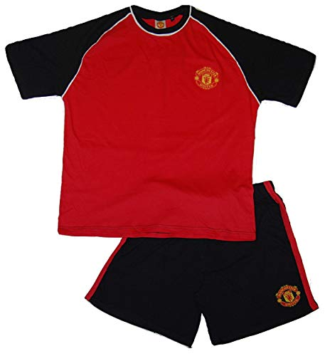 manchester united football club short