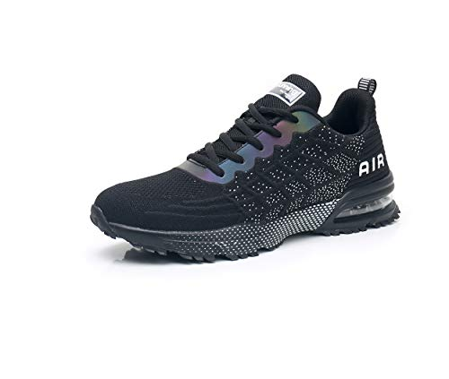 AMEMNY Men's Air Cushion Running Shoes Lightweight Athletic Walking...