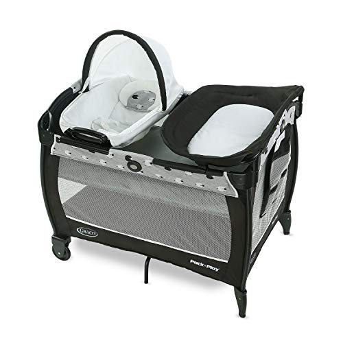 Discover Bargain Graco Pack 'n Play Close2Baby Playard, Lyle