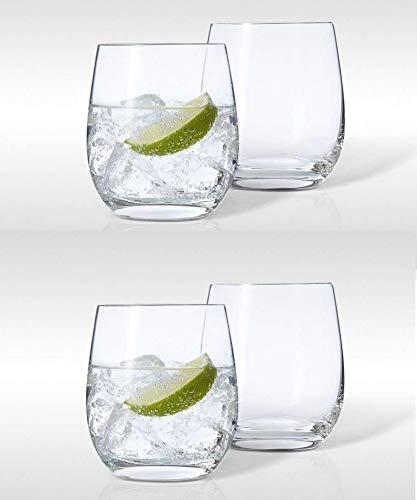 LEONARDO Tavola Wassergläser 360 ml. (4er Set)