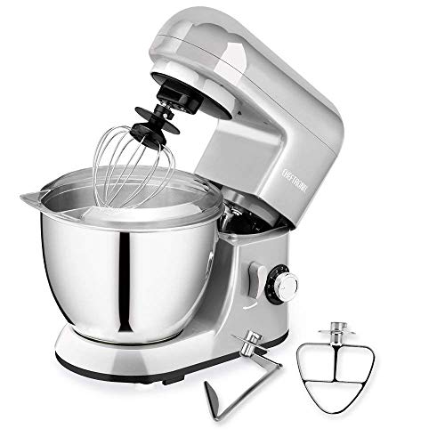 CHEFTRONIC SM985-Silver Standing Mixer, One Size,...