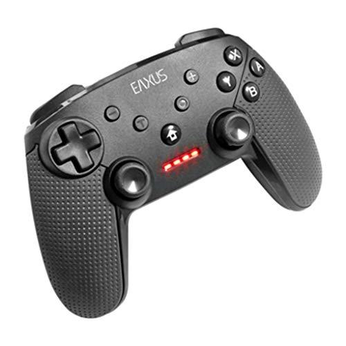 Eaxus® Kabelloser DoubleShock Controller für Nintendo Switch - Bluetooth Gamepad