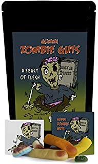 Zombie Guts Gummies - Funny Easter Basket Birthday Girl, Boy & Teens Candy Gift