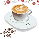 Coffee Cup Warmer for Desk with Auto Shut Off,Coffee Mug Warmer for Desk Office Home