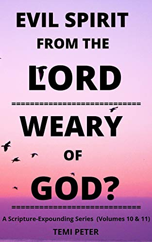 Weary of God? cover image