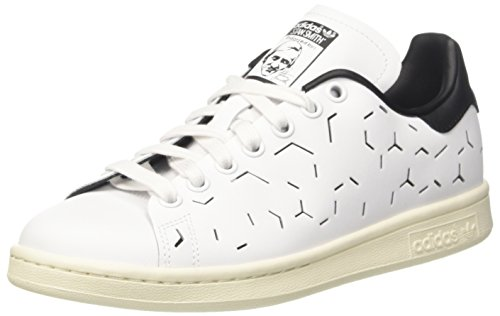 adidas(アディダス) スタンスミス M20326 Running White/Collegiate Red (ホワイト×レッド) 26.5cm