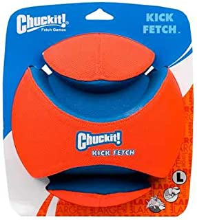 chuck a duck dog toy