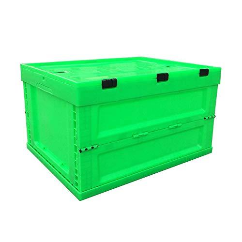 Cajas Cesta De Almacenamiento Plegables De Plástico Heavy Duty Plegable Y Apilable...