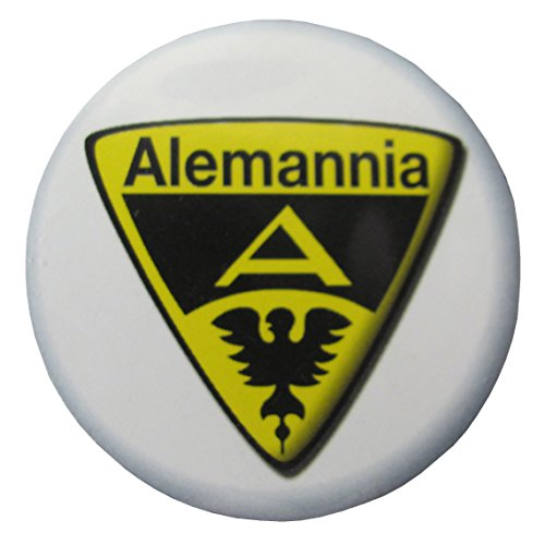 Alemannia Aachen - runder Magnet 40mm