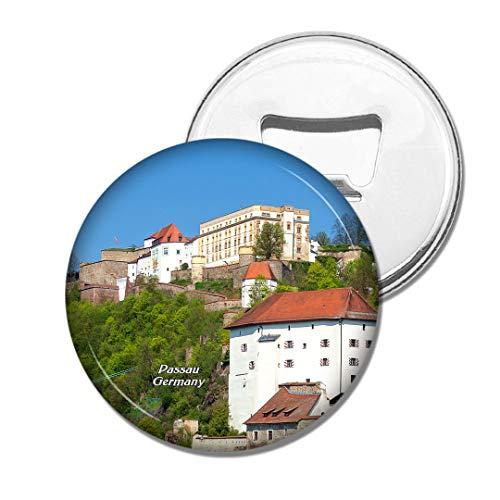 Weekino Deutschland Veste Schloss Passau Bier Flaschenöffner Kühlschrank Magnet Metall Souvenir Reise Gift
