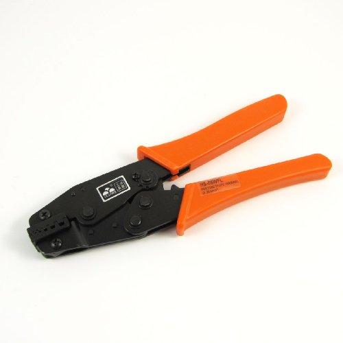 Bgs Câble Chaussure pince avec fonction cliquet 0,5-6 mm² 1419