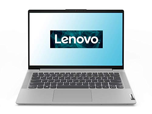 Lenovo IdeaPad 5 Laptop 35,6 cm (14 Zoll, 1920x1080, Full HD, IPS, entspiegelt) Slim Notebook (AMD RYZEN 5 4500U, 8GB RAM, 512GB SSD, AMD Radeon Grafik, Windows 10 Home) silber