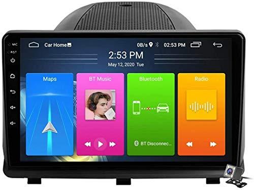 9 Pulgadas Pantalla táctil Completa Android 9.1 NAVEGACIÓN Multimedia para Opel Antara 1 2006-2017, RDS FM Am Retashay con Sistema GPS, admite DSP USB, etc, 4 núcleo, WiFi: 1 + 16GB