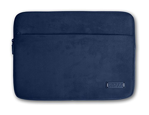 Port Designs Milano MacBook Pro 13 '' 11/12'Funda para Laptop, Azul
