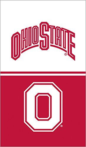WOWindow Posters Ohio State University OSU Brutus Buckeye Collegiate Decoration includes 32x54 backlit plastic poster by WOWindow Posters